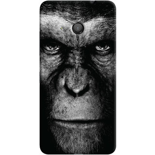 Oyehoye Microsoft Lumia 550 Mobile Phone Back Cover With Gorilla - Durable Matte Finish Hard Plastic Slim Case
