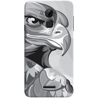 Oyehoye Coolpad Note 3 Lite Mobile Phone Back Cover With Animal Modern Art - Durable Matte Finish Hard Plastic Slim Case