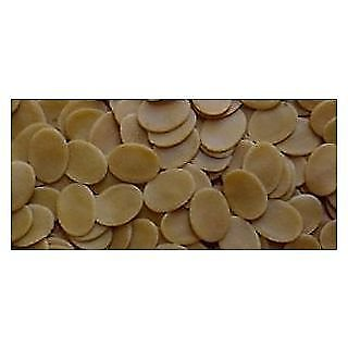 Dry Gol Gappa / Pani Puri, Ready To Fry Puris-Approx - 75 - 90 Puris-250 grms Best Quality  Cleaned, Packed. FREE  FAS