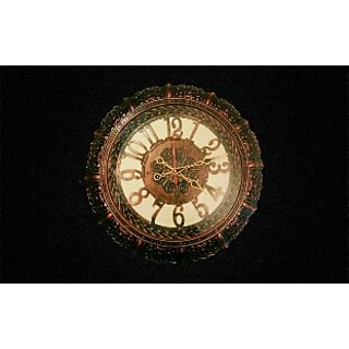 Anjali quartz - Antique designer wall clock