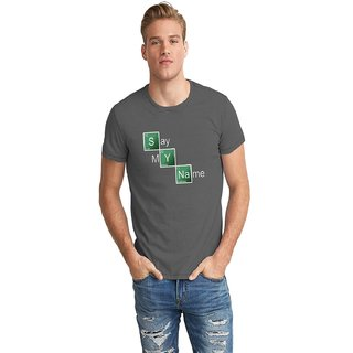 Dreambolic Say My Name Half Sleeve T-Shirt