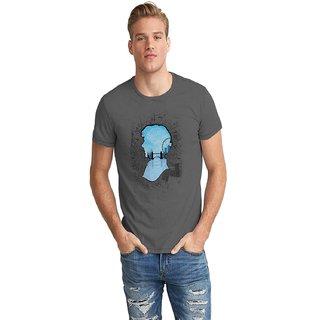 Dreambolic Sherlock In Londan Half Sleeve T-Shirt