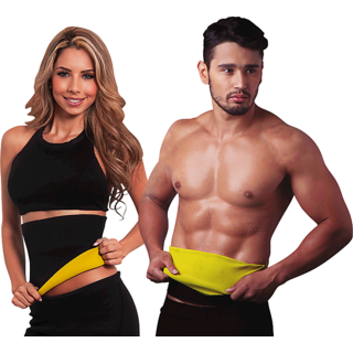 Unisex AB Slim Hot Shaper Belt Unisex Waist Shaper Unisex Tummy Tucker Unisex Gym Wear