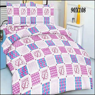 Ahmedabad Pure Cotton King size Double Bedsheet,Bed spreads,Bed cover,bed sheet