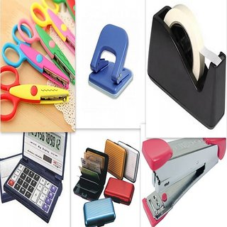shopping collection-stationery combo