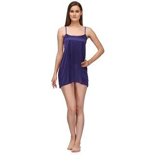 dda4e8dc2c Buy you forever womens solid navy blue nighties online get off jpg 320x320 Nightwear  satin solid