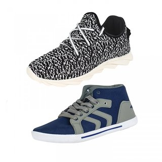 Oricum Footwear Combo Pack of 2 Pair Men/Boys Casual shoes