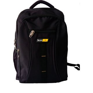 1be178a9de430f Skyline Laptop Backpack Office Bag Casual Unisex Laptop Bag Black With  Warranty 807 available at
