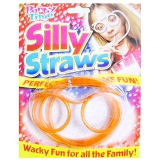 Magma Crazy Silly Fancy  Straws(ST-114)
