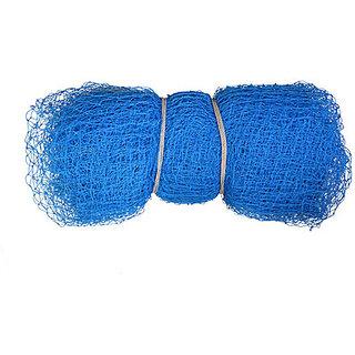 NETCO POWER  60x10 ( Heavy Dori 8 Ply) Cricket Net (Blue)