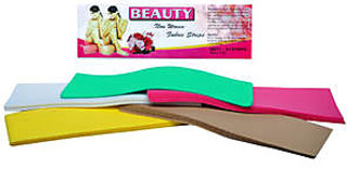 Wax Strips Multi color
