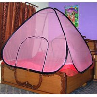Mosquito Net BIG SIZE Tent Style WITH FREE CARRY BEG Portalbe Foldable Washable
