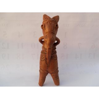 Terracotta Medium Horse