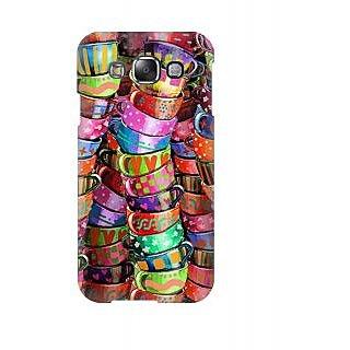 PickPattern back Cover for Samsung Galaxy E5 SM-E500F