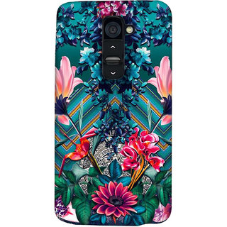 PickPattern back Cover for LG G2