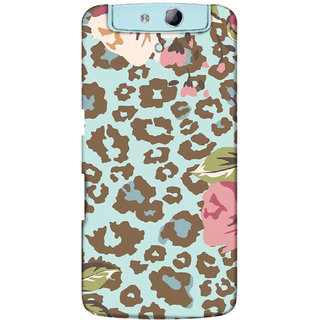 PickPattern back Cover for Oppo N1