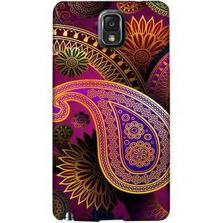PickPattern back Cover for Samsung Galaxy Note 3