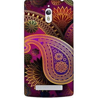 PickPattern back Cover for Oppo Find 7