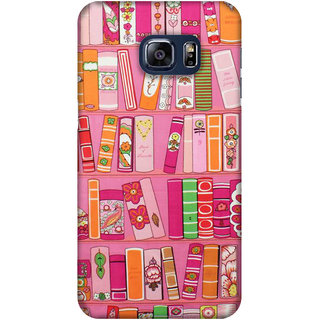 PickPattern back Cover for Samsung Galaxy S6 Edge Plus SM-G928T