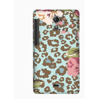 PickPattern back Cover for Sony Xperia T
