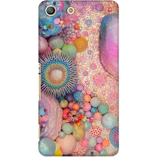 PickPattern back Cover for Sony Xperia M5 E5603
