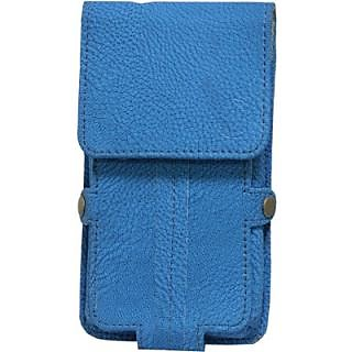 Jojo Holster for Micromax X1 iPlus Annivarsary         (Exotic Blue)