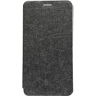 Jo Jo Flip Cover for HTC Desire 700 709d         (Black)