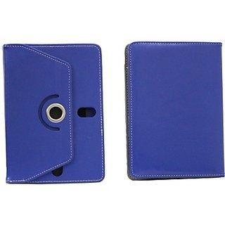 Jojo Flip Cover for Karbonn Smart Tab 3 Blade         (Blue)