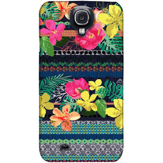 PickPattern back Cover for Samsung I9500 Galaxy S4
