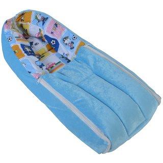 CHHOTE JANAB BABY BED CUM SLEEPING BAG/ BEDDING SET