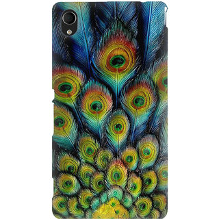 PickPattern back Cover for Sony Xperia M4 Aqua