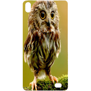 Uv Printed Back Cover Case for Reliance Jio Lyf Water 6