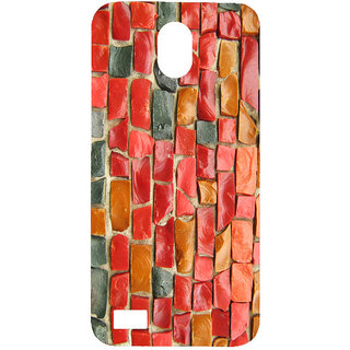 Uv Printed Back Cover Case for Reliance Jio Lyf FLAME 7