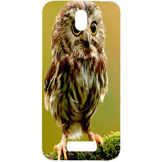 Uv Printed Back Cover Case for Reliance Jio Lyf WIND 3