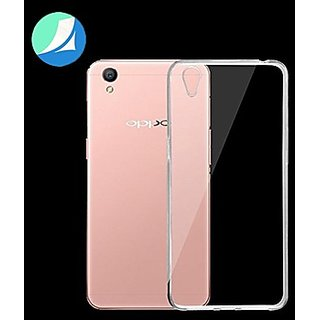 the latest f098c ee994 Buy transparent oppo a37f back cover Online @ ₹139 from ShopClues