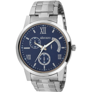 abrazo Men's Analog Watch NDL-BU
