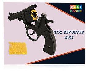 Dealbindaas Revolver Toy Gun With 100 Bb Shots