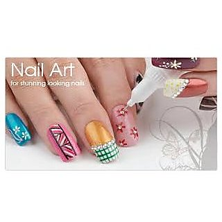 Nail art kit buy nail art kit online at best prices from nail art kit prinsesfo Images