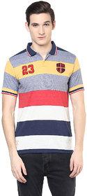 Ziera Multicolored Polo T-shirt