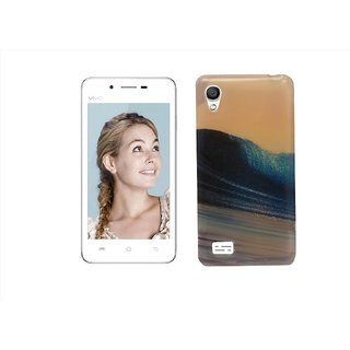 Geocell printed back cover / back case for Vivo Y11