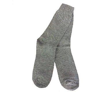 Uncle Benit Men's Solid Crew Length Socks PLNSX