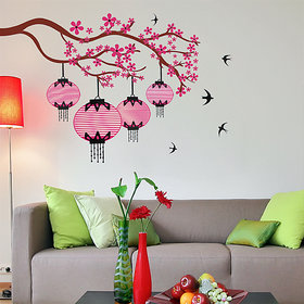 Walltola Lamps Large Size Wall Sticker