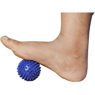 Importikah Spongy Reflex Ball for Stress Relieving Massage, Spikes for Sensory Stimulation