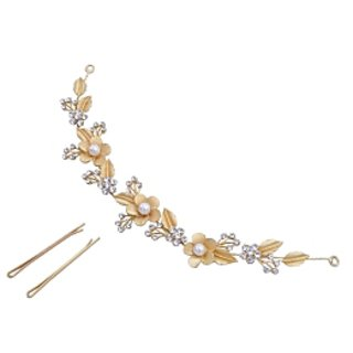 Latest Collection Wedding Party Fancy Bridal Hair Accessories
