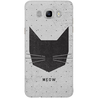 Dreambolic Meow Mobile Back Cover