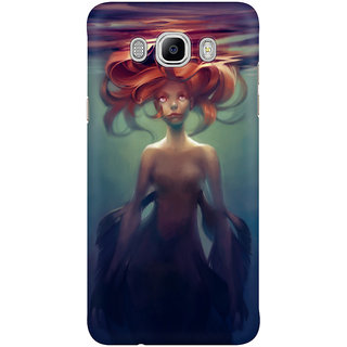 Dreambolic Mermaid Mobile Back Cover