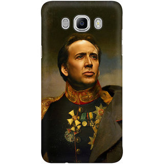 Dreambolic Nicolas Cage Replaceface Mobile Back Cover