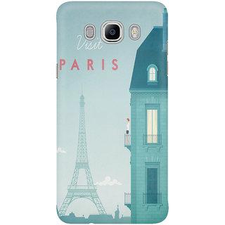 Dreambolic Paris Mobile Back Cover