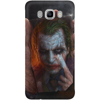 Dreambolic The Joker Mobile Back Cover