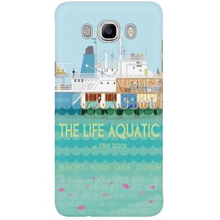 Dreambolic The Life Aquatic Mobile Back Cover